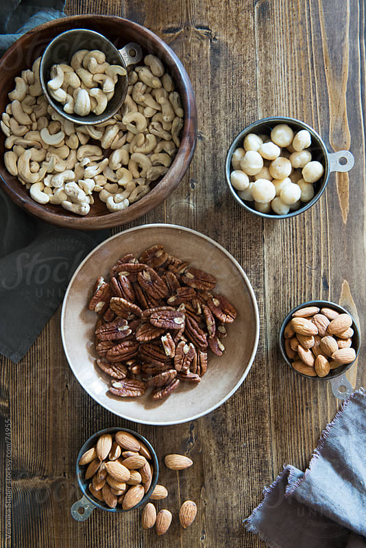 Nuts by Veronika Studer for Stocksy United