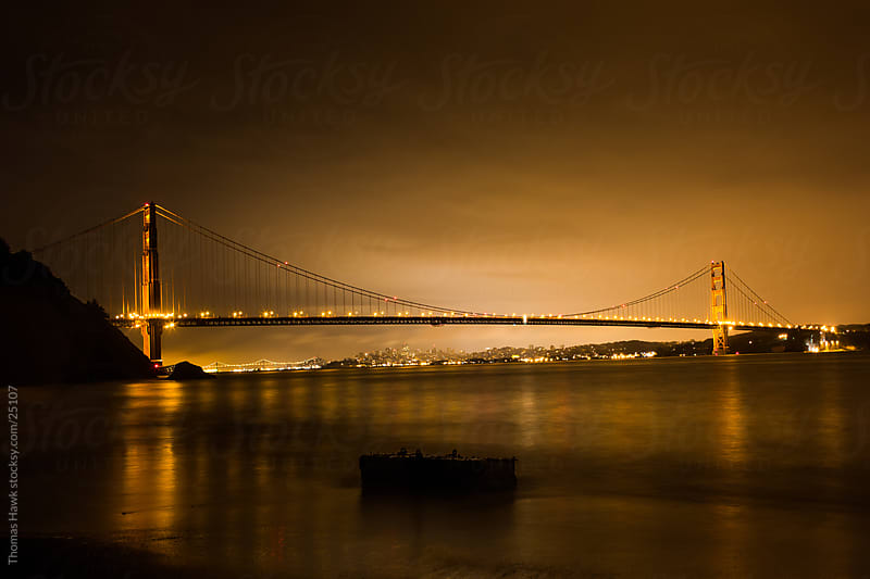 Golden Gate Bridge by Thomas Hawk for Stocksy United