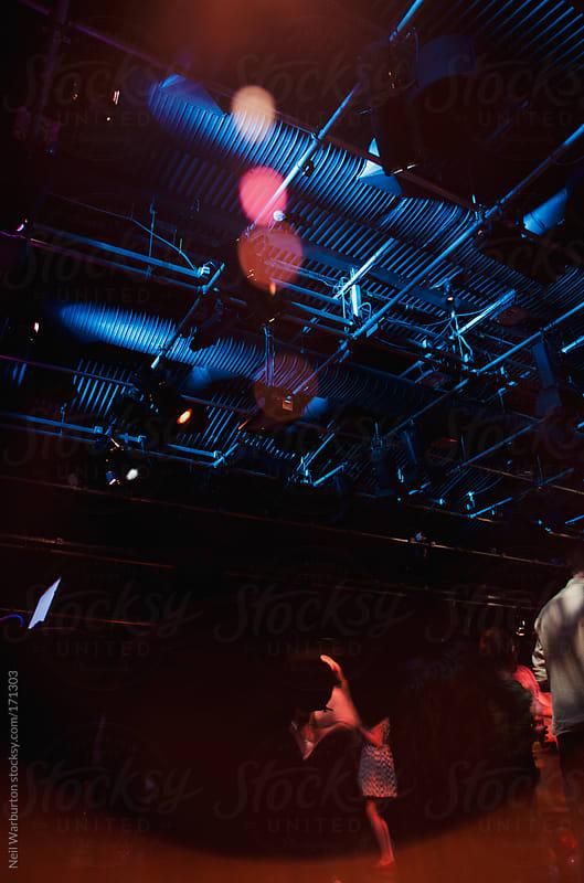 Nightclub by Neil Warburton for Stocksy United