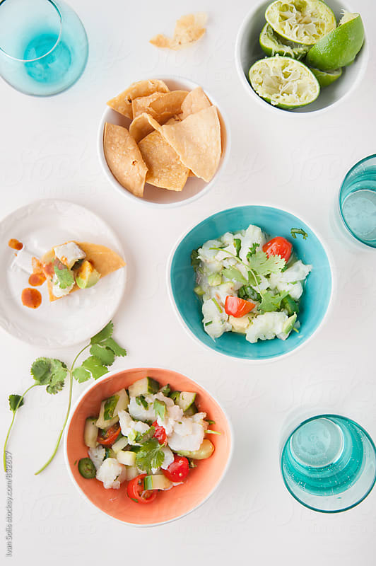 ceviche by Ivan Solis for Stocksy United