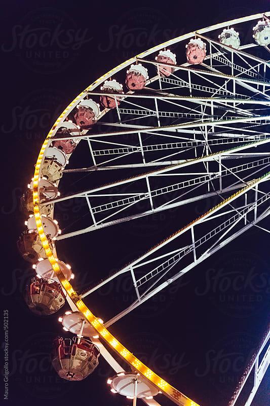 Ferris Wheel by Mauro Grigollo for Stocksy United