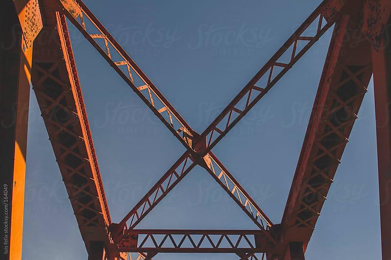 bridge bars by luis felix for Stocksy United