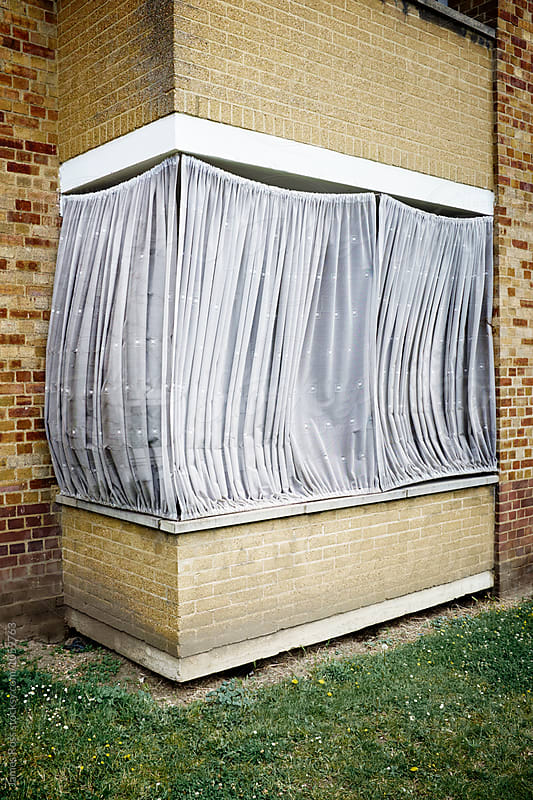 Shrouded Balcony by James Ross for Stocksy United