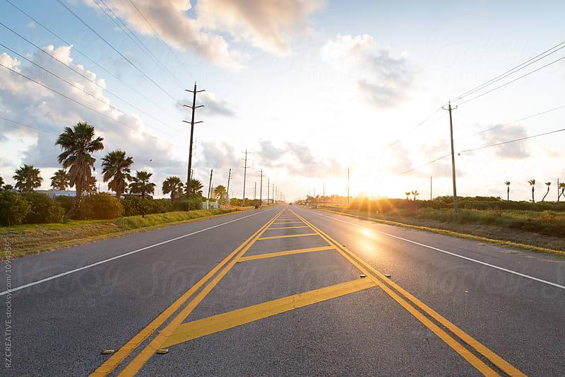 Galveston Island, Texas. by Robert Zaleski for Stocksy United