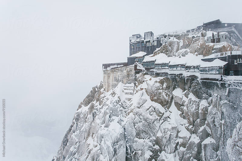 Aiguille Du Midi by Michael Overbeck for Stocksy United