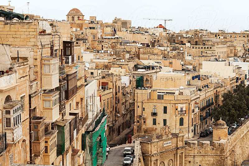 Valletta by MEM Studio for Stocksy United
