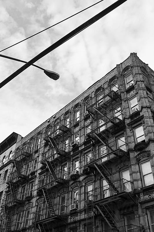 Classic Architecture in New York by Victor Torres for Stocksy United