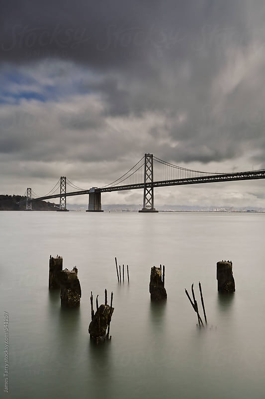 Moody Bay Bridge by James Tarry for Stocksy United