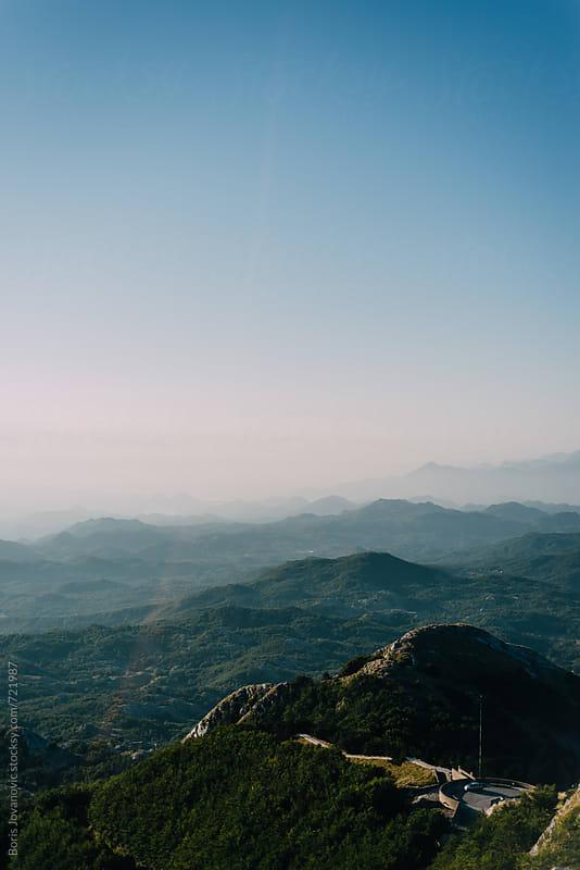 Beautiful mountain scenary by Boris Jovanovic for Stocksy United
