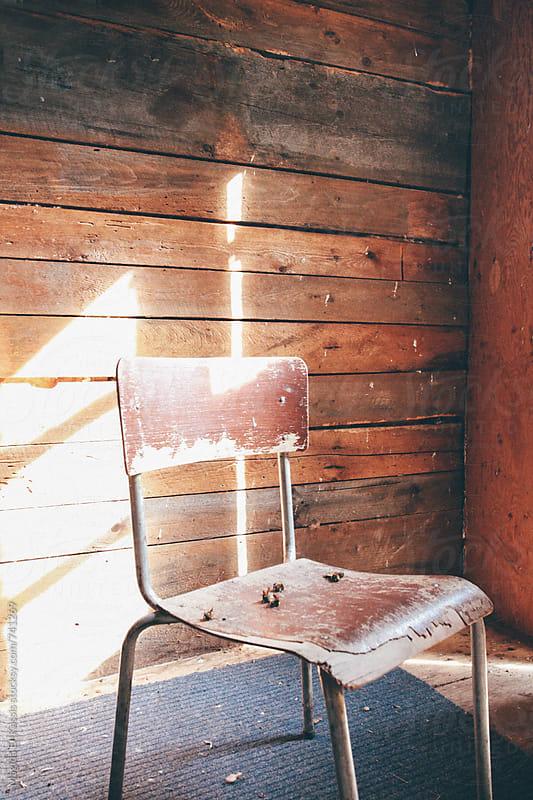 cabin by Magida El-Kassis for Stocksy United