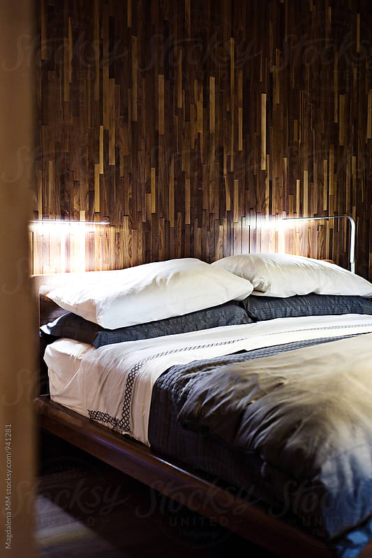 Modern Bedroom by Magdalena MM for Stocksy United
