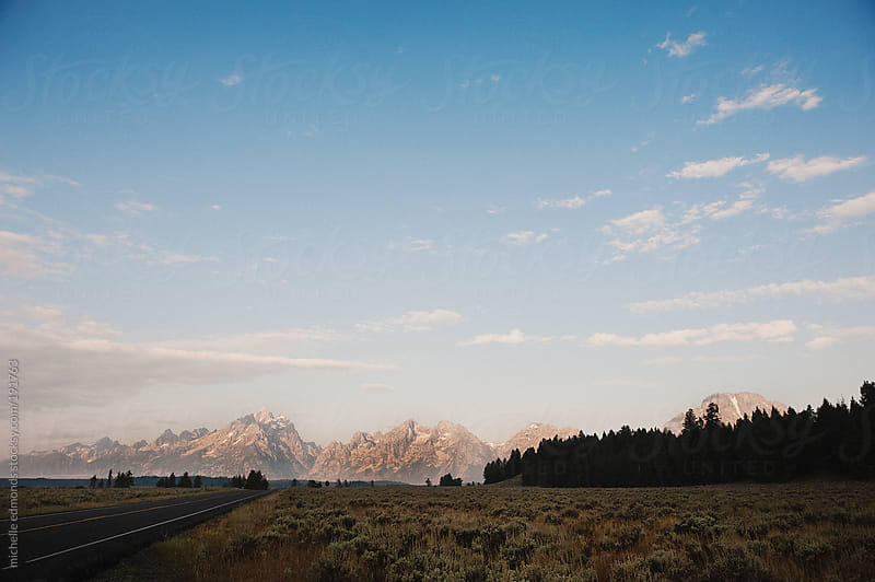 Grand Teton National Park by michelle edmonds for Stocksy United