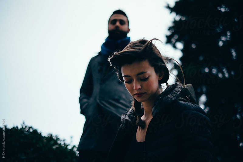Cinematic Picture About a Young Handsome Couple by HEX. for Stocksy United