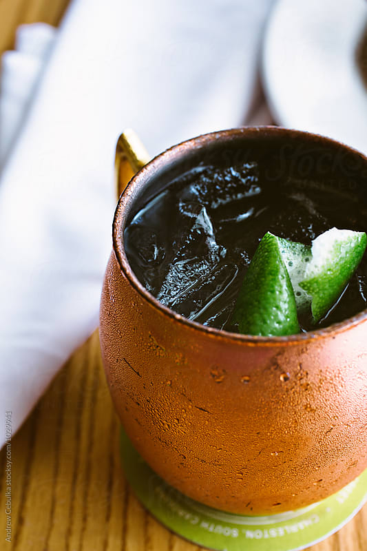 Moscow Mule by Andrew Cebulka for Stocksy United