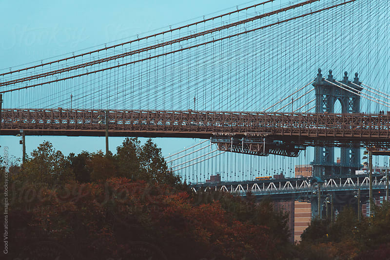 Bridges of New York by Good Vibrations Images for Stocksy United