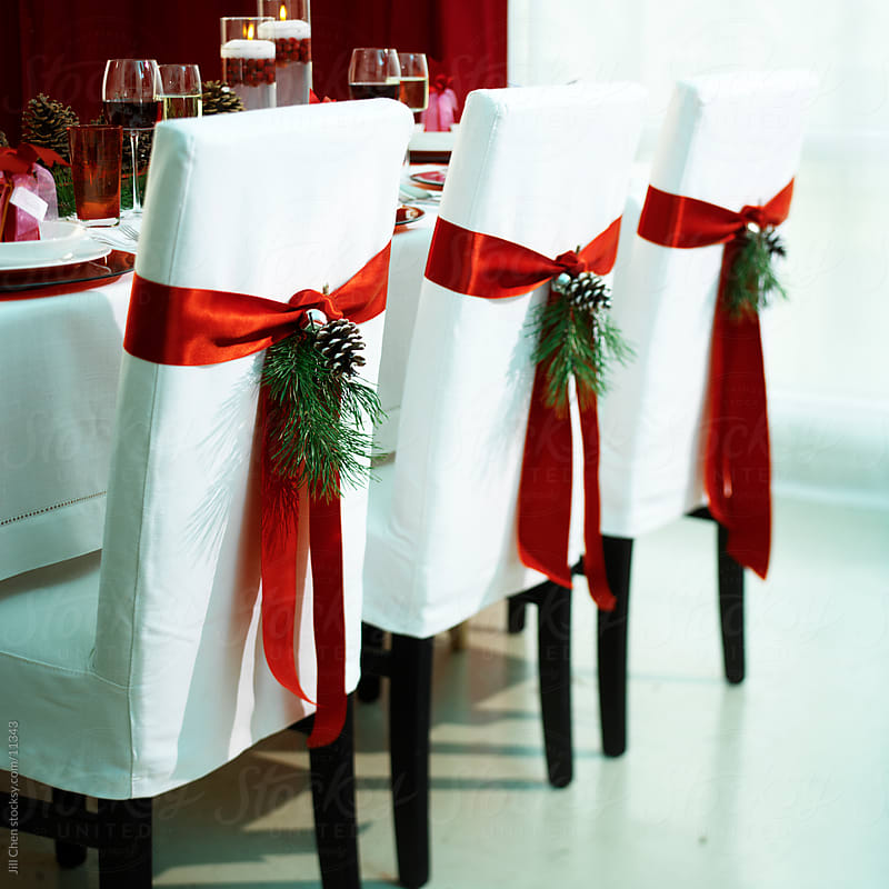 Holiday Table by Jill Chen for Stocksy United
