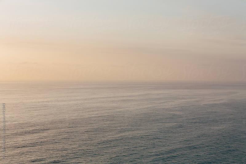 Seascape at dawn by Paul Edmondson for Stocksy United