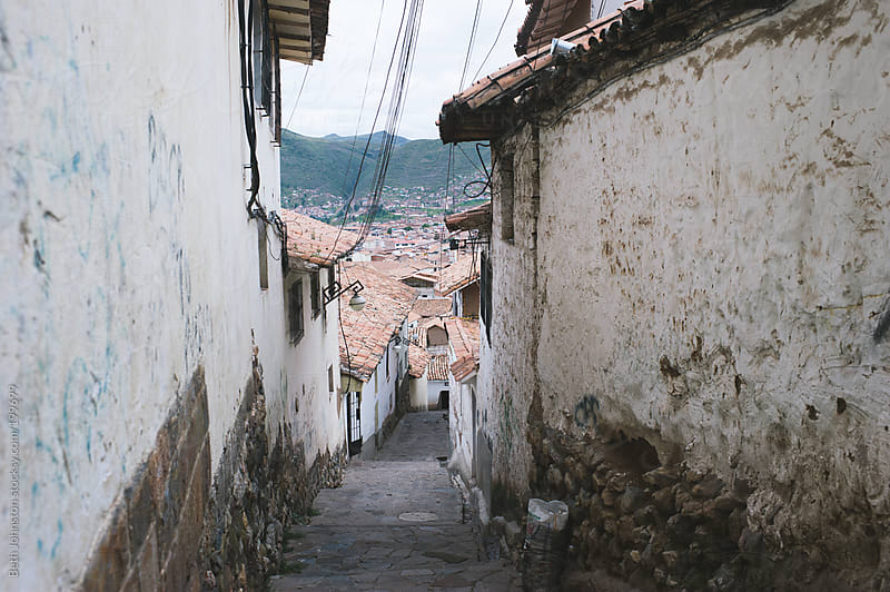 Cusco, Peru by Beth Johnston for Stocksy United