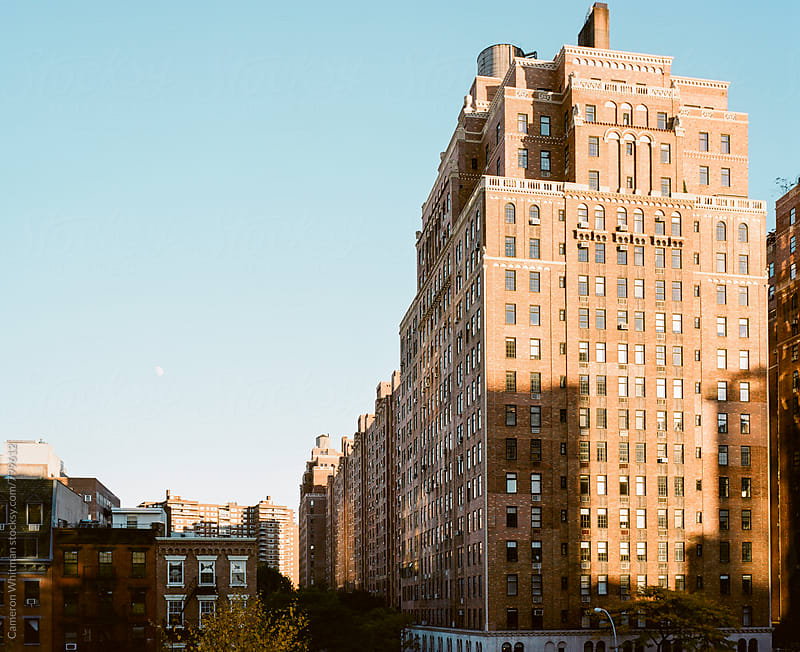 New York City Architecture  by Cameron Whitman for Stocksy United