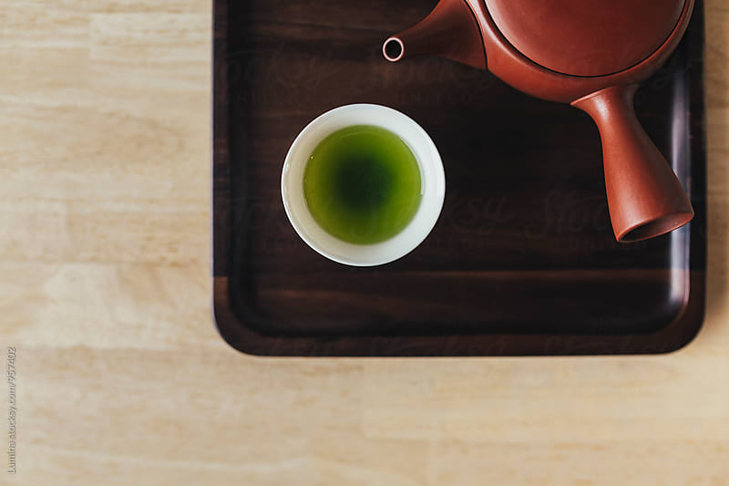 Cup of Herbal Tea by Lumina for Stocksy United