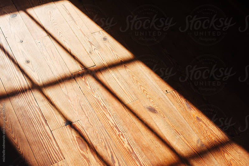 Old Wood Floor by michelle edmonds for Stocksy United