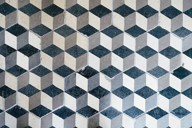 Abstract Tiles by Agencia for Stocksy United