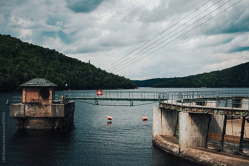 Harriman Dam by L&S Studios for Stocksy United