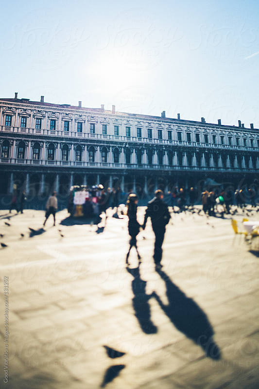 Venice, St. Mark's Square by Good Vibrations Images for Stocksy United