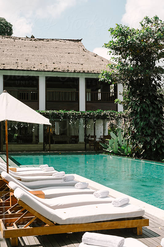 Hotel in Bali by Sam Burton for Stocksy United