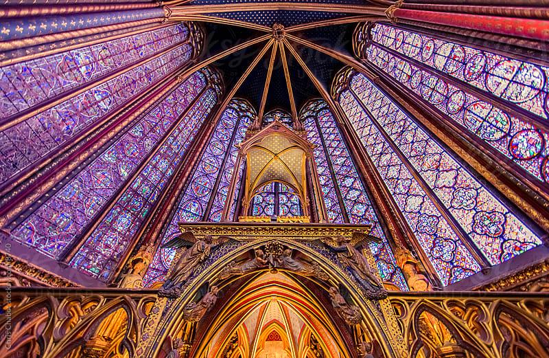 La Sainte-Chapelle by Chris Chabot for Stocksy United
