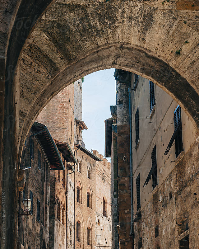 San Gimignano by Jen Grantham for Stocksy United