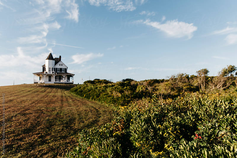 Block Island Landscape by Raymond Forbes LLC for Stocksy United