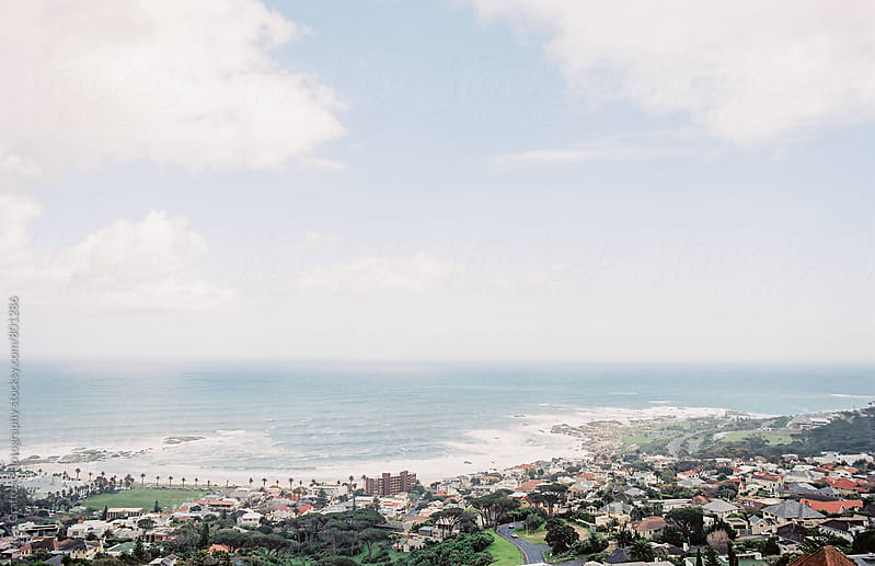 Cape Town South Africa Coast  by Vicki Grafton Photography for Stocksy United