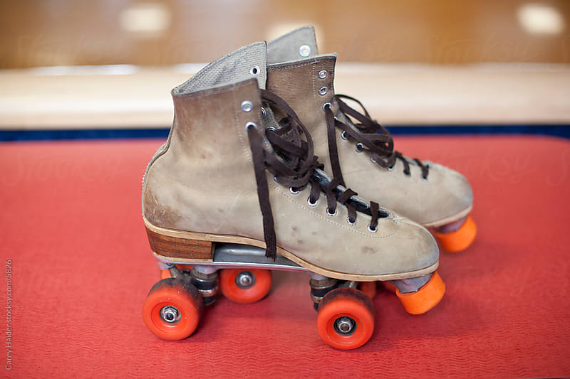Roller skates by Carey Haider for Stocksy United