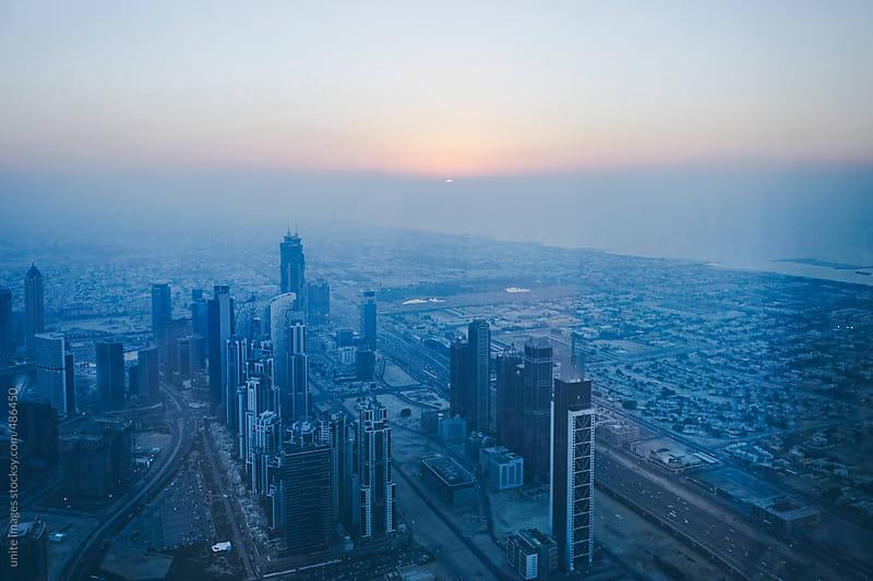 Dubai ,UAE by unite images for Stocksy United