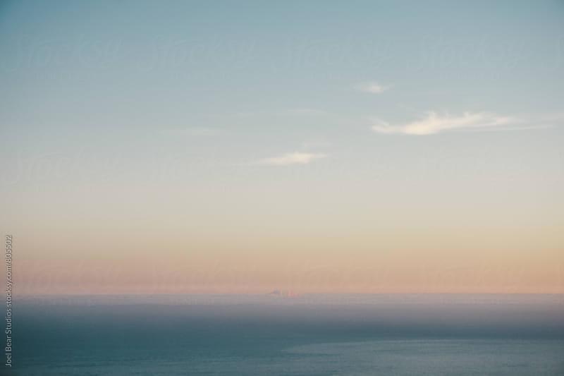 California Sunset by Joel Bear Studios for Stocksy United