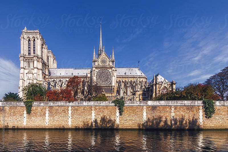 Notre Dame of Paris by Helen Sotiriadis for Stocksy United