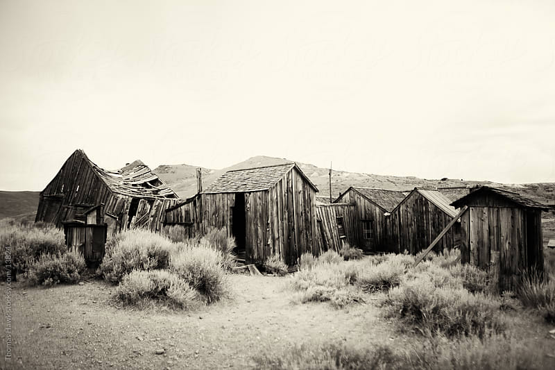 Bodie Ghost Town by Thomas Hawk for Stocksy United