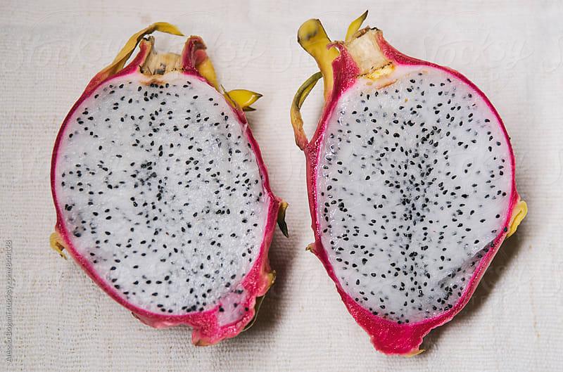 Pitahaya dragon fruit by Alessio Bogani for Stocksy United