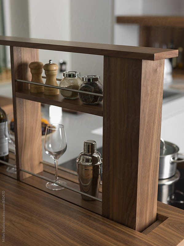 Shelf at Kitchen by Milles Studio for Stocksy United
