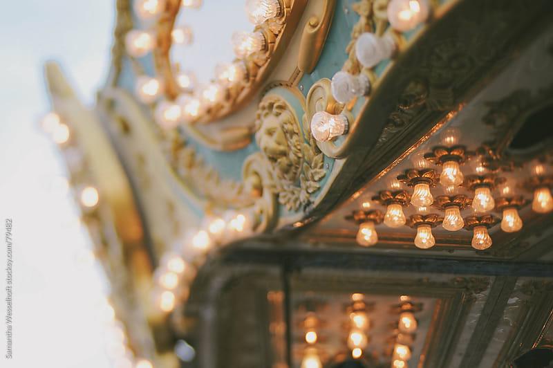 summer carousel by Samantha Wesselhoft for Stocksy United