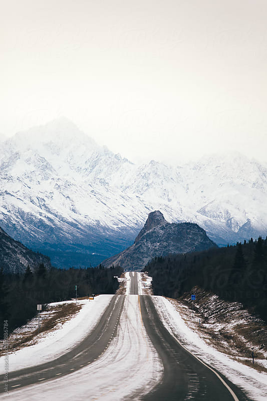 Matanuska Road by Jake Elko for Stocksy United