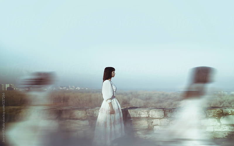 Passing by by Jovana Rikalo for Stocksy United