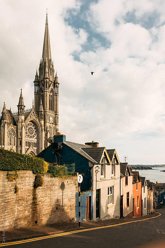 St Colman's Cathedral, Cobh, Ireland by Gary Radler Photography for Stocksy United