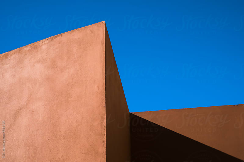 Minimal architecture by WAVE for Stocksy United
