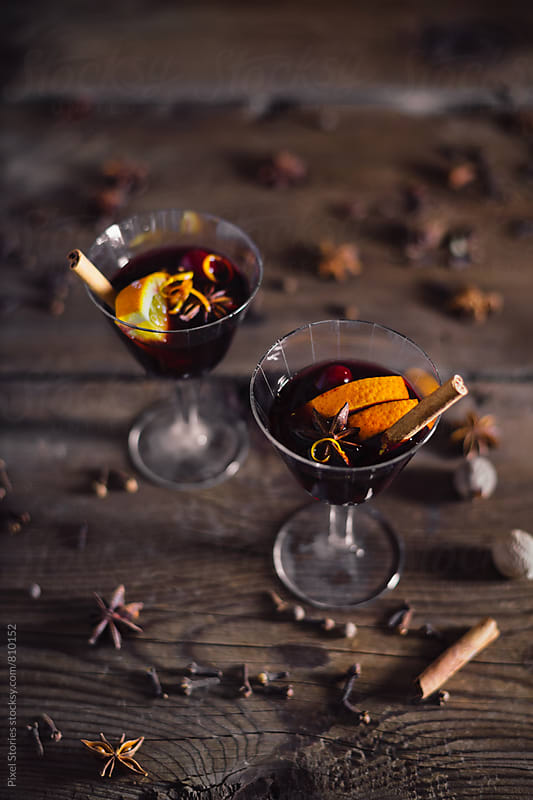 Mulled wine by Pixel Stories for Stocksy United