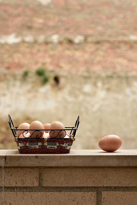 eggs by Juan Moyano for Stocksy United