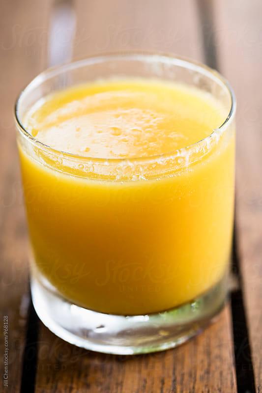 Fresh Squeezed Orange Juice by Jill Chen for Stocksy United