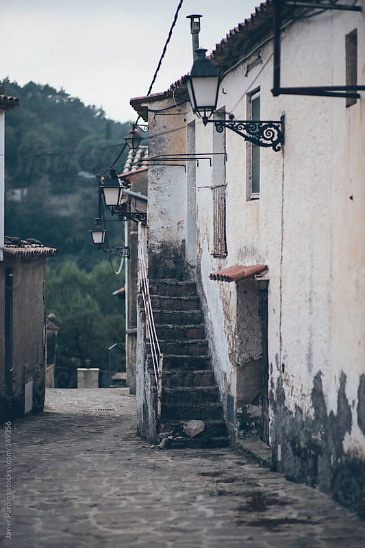 details of a Mediterranean town by Javier Pardina for Stocksy United