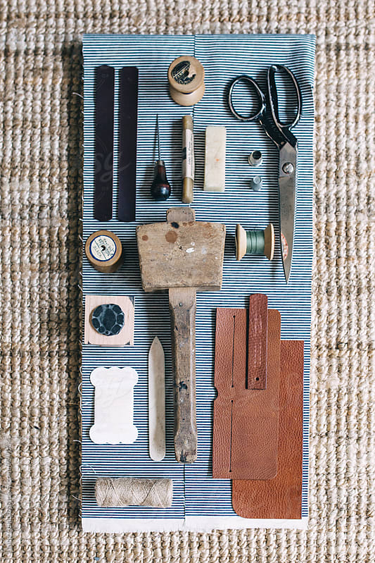 Workshop Tools by Hung Quach for Stocksy United